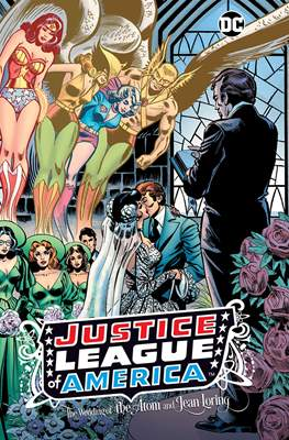 Justice League of America the Wedding of the Atom and Jean Loring