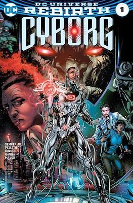 Cyborg Vol. 2 (2016-2018)