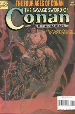 The Savage Sword of Conan the Barbarian (1974-1995) #227