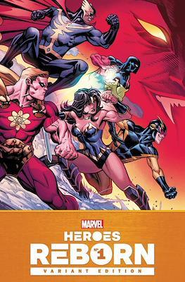 Heroes Reborn (2021- Variant Cover)