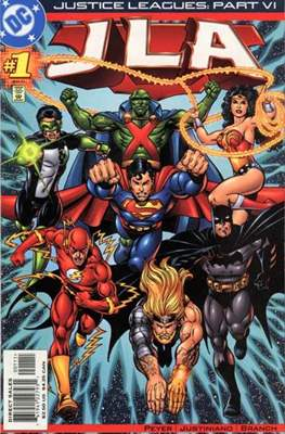 Justice Leagues (Grapa) #6