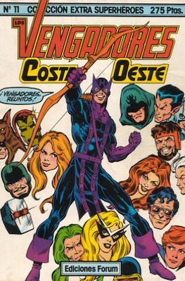 Colección Extra Superhéroes (1983-1985) (Rústica) #11