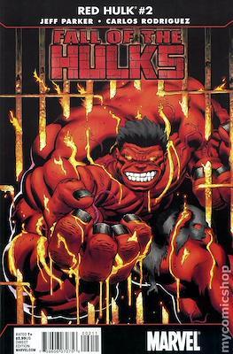 Fall of the Hulks Red Hulk (Comic Book 40-32 pp) #2