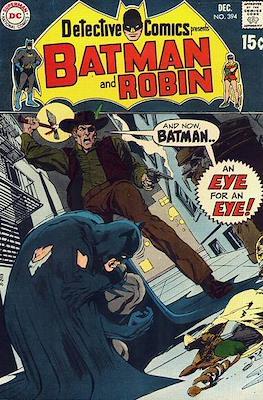 Detective Comics Vol. 1 (1937-2011; 2016-) (Comic Book) #394