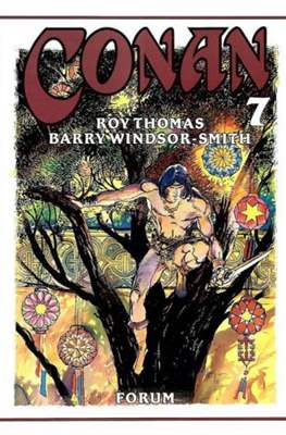 Conan. Roy Thomas & Barry Windsor-Smith (Cartoné con sobrecubierta.) #7