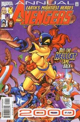 The Avengers Vol.3 Annuals (1998-2004) (Comic-Book) #2000