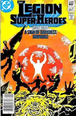 Legion of Super-Heroes Vol. 2 (1980-1987) #291