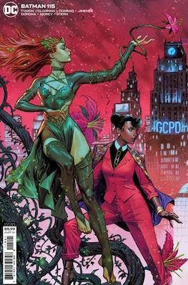 Batman Vol. 3 (2016- Variant Cover) #115