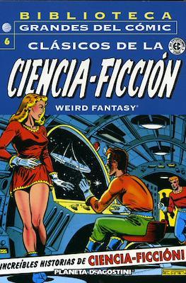 Clásicos de la Ciencia-ficción. Biblioteca Grandes del Cómic #6