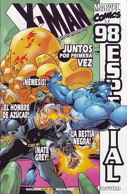 X-Man. Especial #2