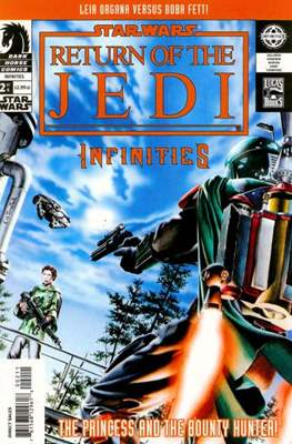 Star Wars - Infinities: Return of the Jedi (Comic Book) #2