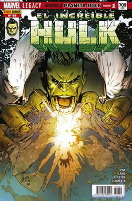 El Increíble Hulk Vol. 2 / Indestructible Hulk / El Alucinante Hulk / El Inmortal Hulk (2012-) (Comic Book) #69