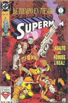Supermán (1986-2001) (Grapa) #197