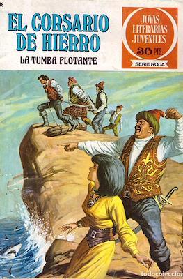 El Corsario de Hierro. Joyas Literarias Juveniles (Grapa, 32 páginas) #16