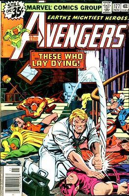 The Avengers Vol. 1 (1963-1996) (Grapa) #177