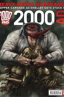 2000 AD (Magazine) #1827