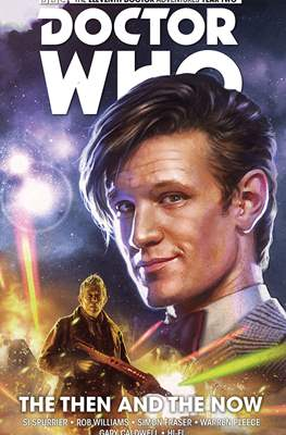 Doctor Who: The Eleventh Doctor (Hardcover) #4