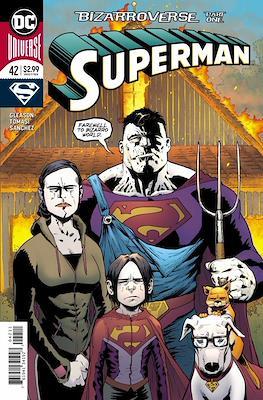 Superman Vol. 4 (2016-2018) #42