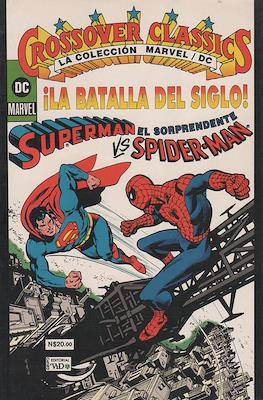 Crossover Classics: La Colección Marvel / DC (Rústica) #1