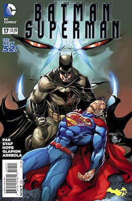 Batman / Superman (2013-2016) (Comic Book) #17