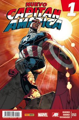 Capitán América Vol. 8 (2011-) #50
