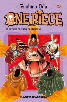 One Piece (Rústica con sobrecubierta) #20