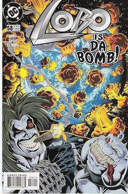 Lobo Vol. 2 (1993 - 1999 Grapa) #58
