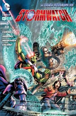 Stormwatch. Nuevo Universo DC (Rústica 96 pp) #2