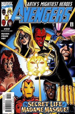 The Avengers Vol. 3 (1998-2004) #32