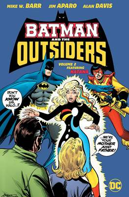 Batman and the Outsiders (Hardcover, 344-312 pp) #2