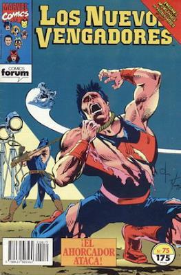 Los Nuevos Vengadores Vol. 1 (1987-1994) (Grapa 32 pp) #75