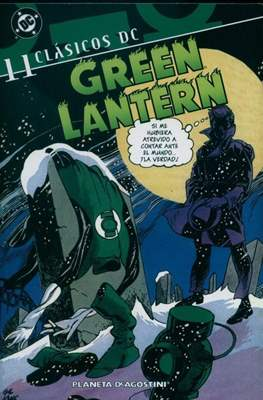 Green Lantern. Clásicos DC #11