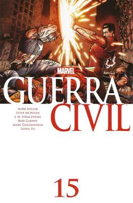 Guerra Civil (Rústica) #15