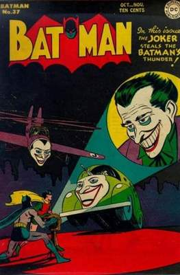 Batman Vol. 1 (1940-2011) (Comic Book) #37
