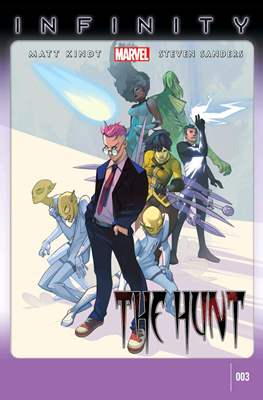 Infinity: The Hunt (Comic-Book) #3