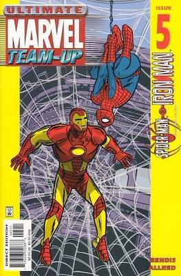 Ultimate Marvel Team-Up #5