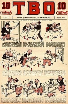 TBO (1917-1938) (Cuaderno) #513