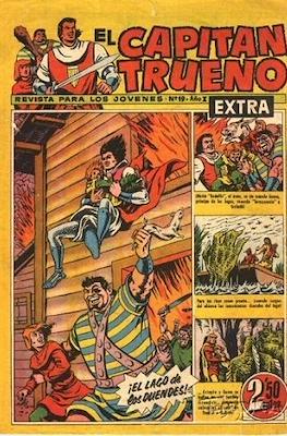 El Capitán Trueno Extra (Grapa, 40 páginas (1960-1968)) #19