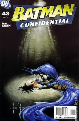 Batman Confidential (2007-2011) (Comic Book) #43