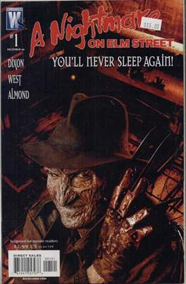 A nightmare on Elm street (Grapa) #1