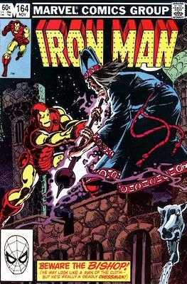 Iron Man Vol. 1 (1968-1996) (Comic book) #164