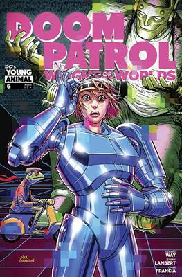 Doom Patrol: Weight of the Worlds (2019-) (Comic Book) #6