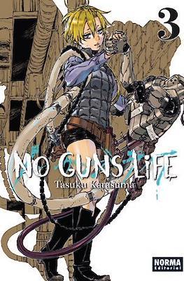 No Guns Life (Rústica con sobrecubierta) #3