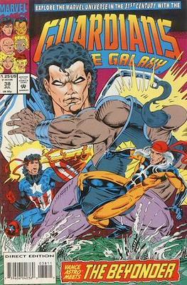 Guardians of the Galaxy Vol 1 (Comic Book) #38