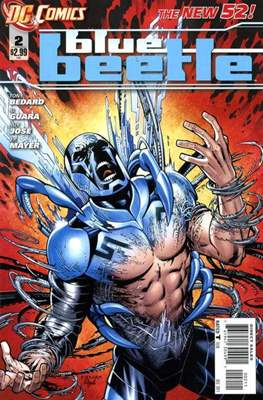 Blue Beetle Vol.9 New 52 #2