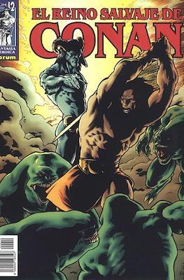 El Reino Salvaje de Conan (Grapa 48-80 pp) #12