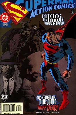 Action Comics Vol. 1 (1938-2011; 2016-) (Comic Book) #795