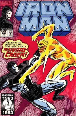 Iron Man Vol. 1 (1968-1996) (Comic book) #289