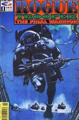 Rogue Trooper The Final Warrior (Cómic grapa) #8