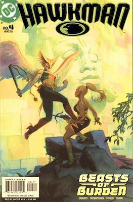 Hawkman Vol. 4 (2002-2006) (Comic book) #4
